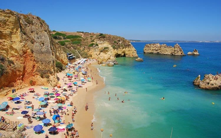 Plajele din Algarve - de neegalat