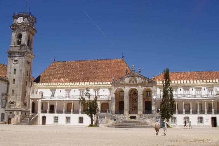 Universitatea din Coimbra