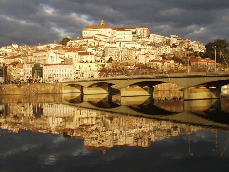 Coimbra, un oras surprinzator de frumos