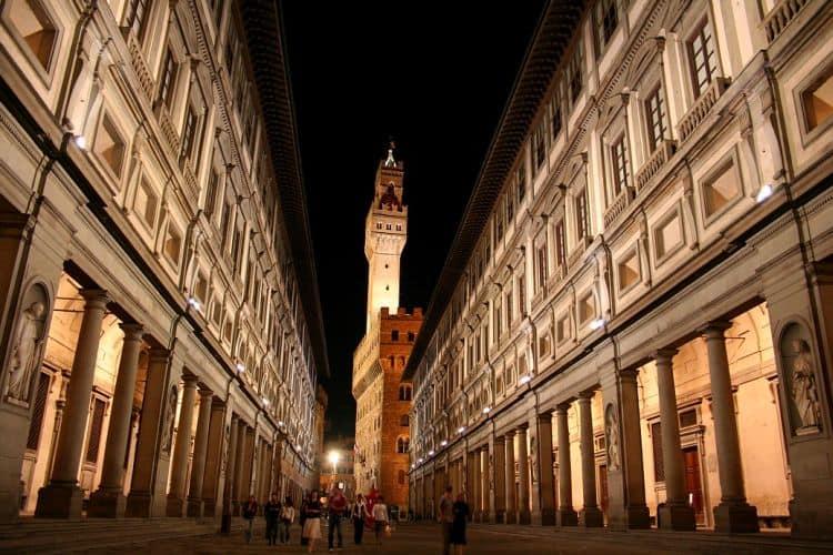 Galeria Uffizi - pentru omul de cultura din tine