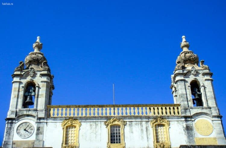 Biserica Nossa Senhora do Carmo, din Faro