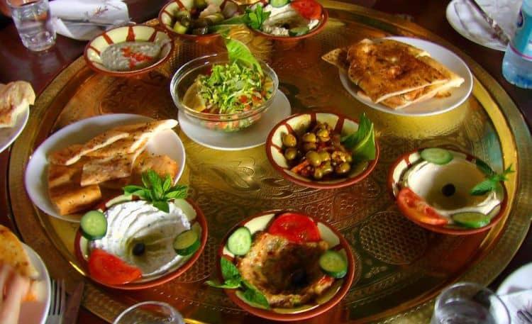 Delicioasa bucatarie iordaniana