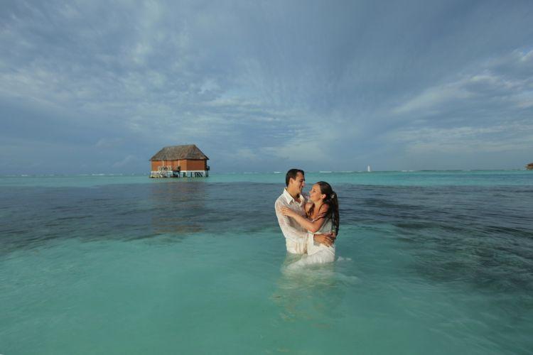 Fericire in Maldive