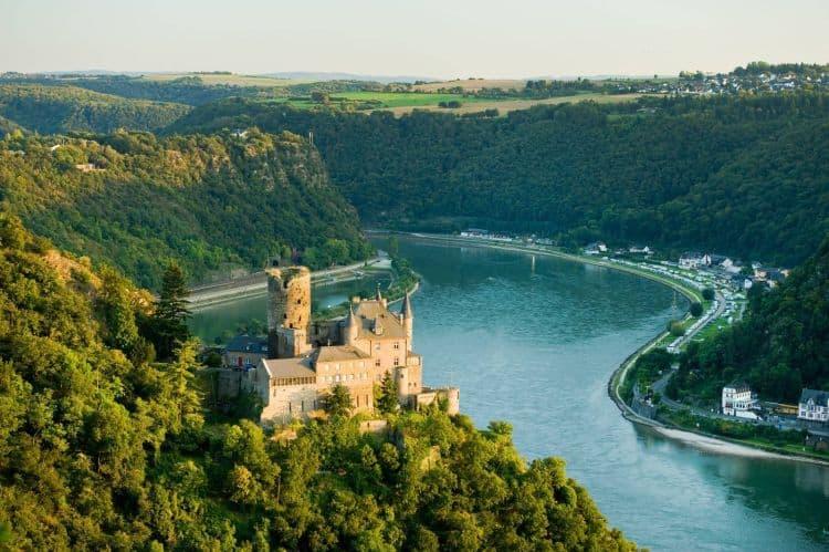 Ce poate fi mai romantic decat o croaziera pe Rin?
