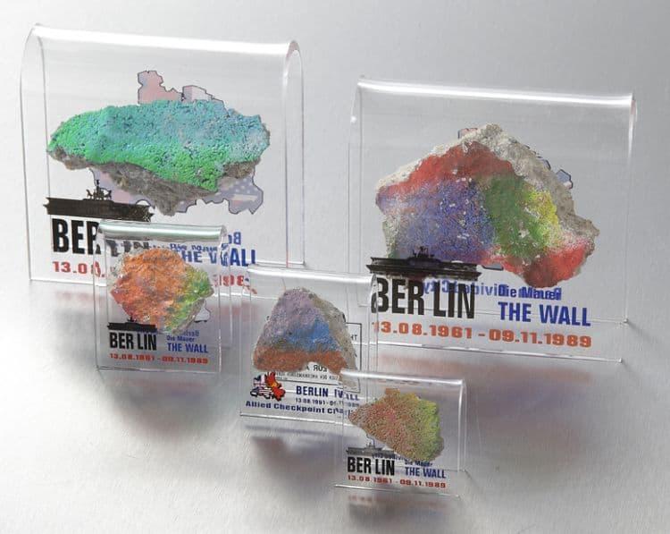 Zidul Berlinului, o bucatica de istorie nedorita