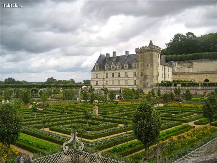 Castelul Villandry