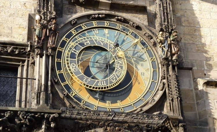 orologiu praga
