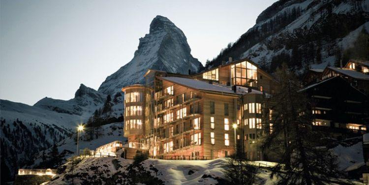 Hotel Omnia Zermatt