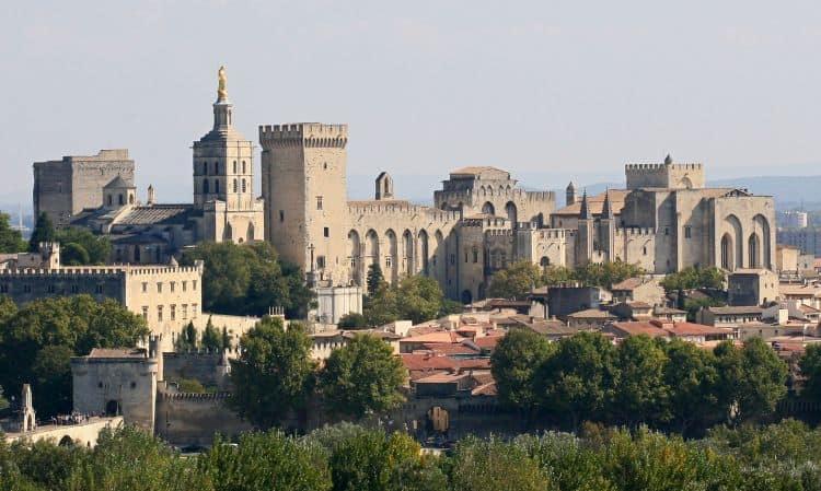 palatul popilor avignon