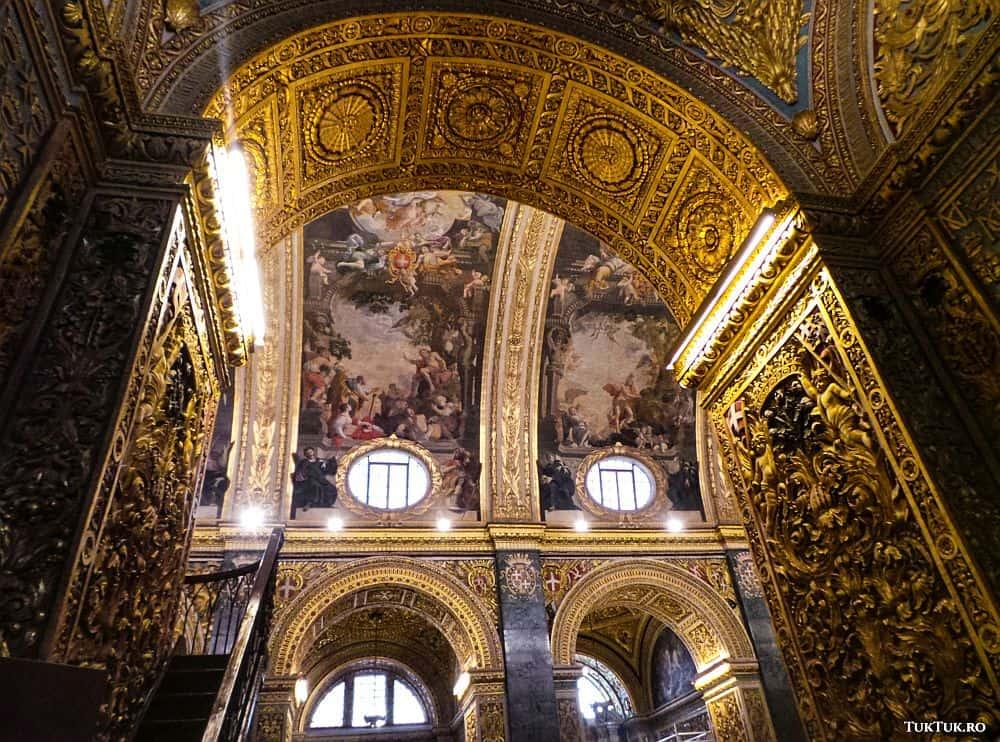 Grandmaster's Palace, din La Valletta, o capodopera