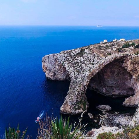 3 blue grotto