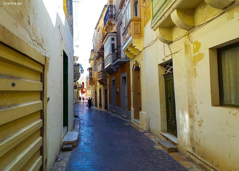 Victoria, capitala insulei Gozo