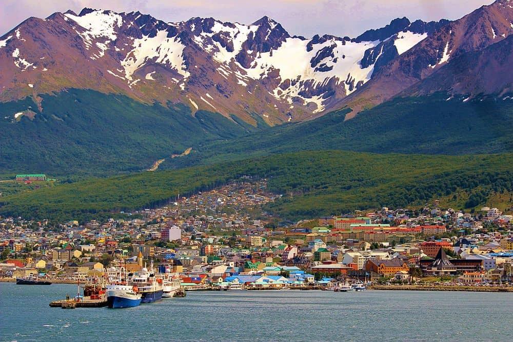 Ushuaia, cel mai sudic oraș al lumii