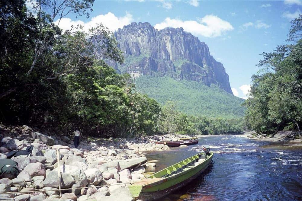 Parcul Național Canaima