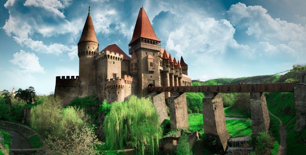 Castelul Huniazilor [Foto: castelulcorvinilor.ro]