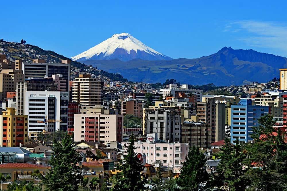 Quito, capitala Ecuadorului