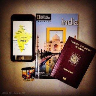 plecare india