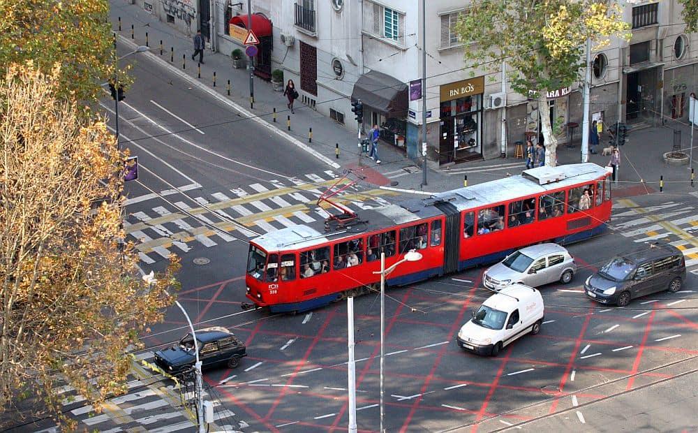 Tramvaiul belgradean