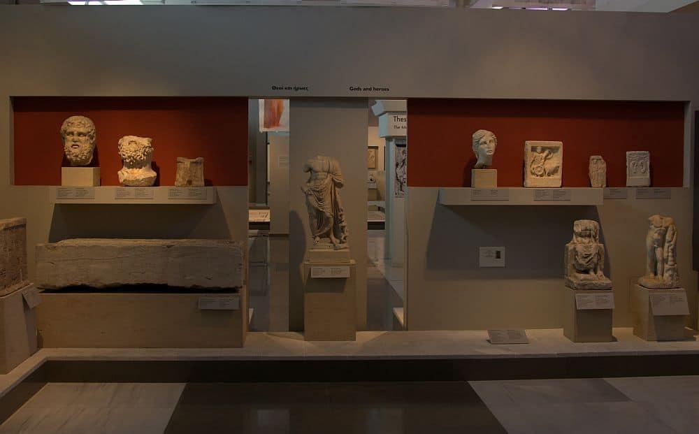 Muzeul arheologic din Salonic
