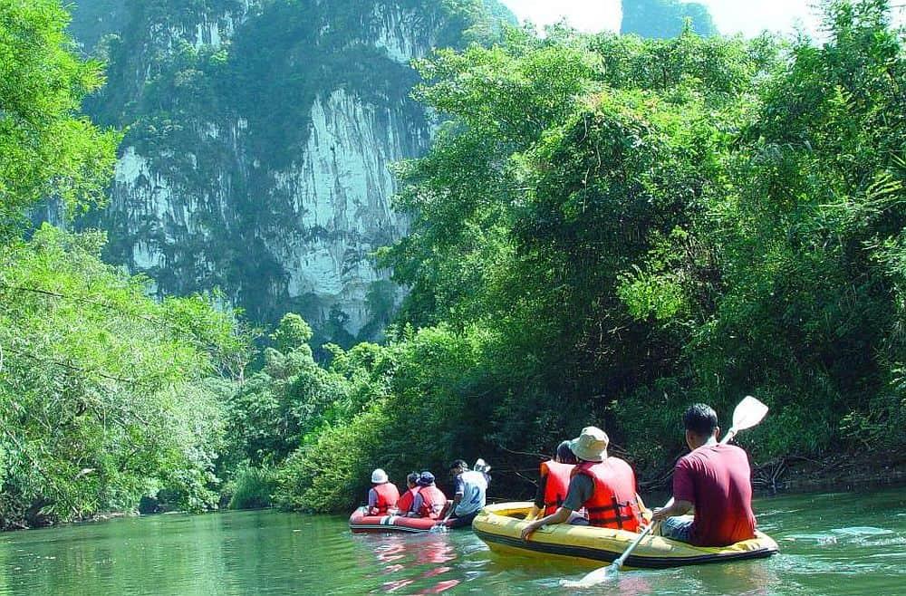 Parcul Național Khao Sok din Thailanda