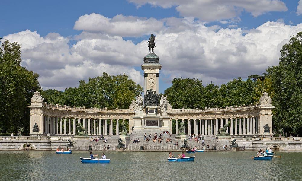 Parcul Retiro. Foto: Wikipedia