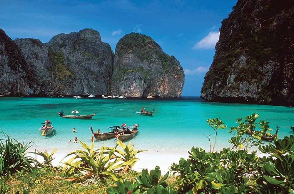 Insula Ko Phi Phi, din Thailanda