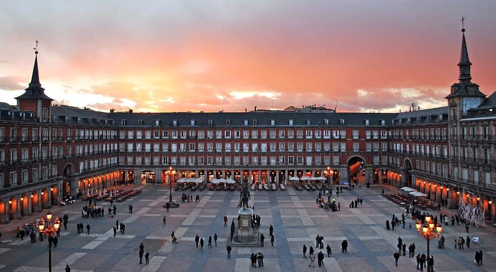 Plaza Mayor. Foto: citytripplanner.com