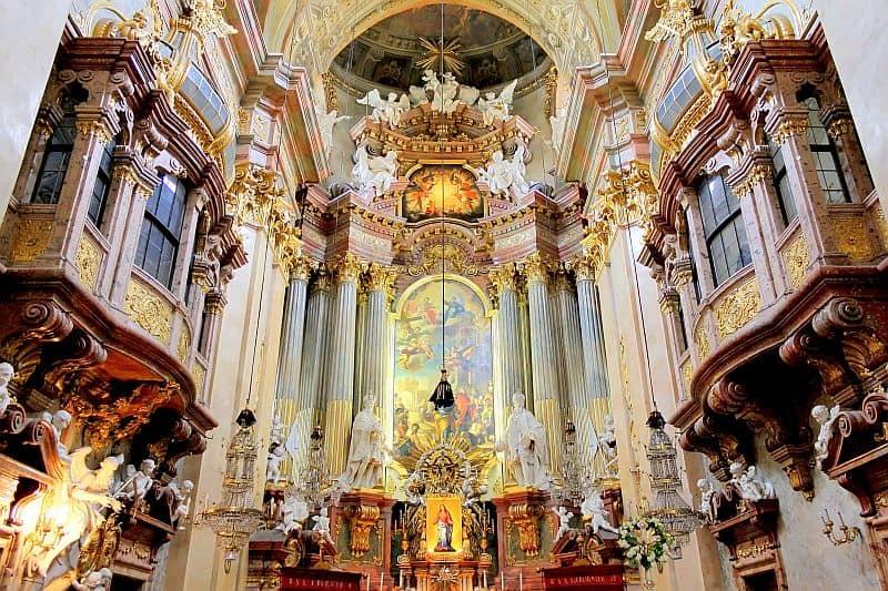 Viena - Biserica Sf. Petru. Foto: Shutterstock