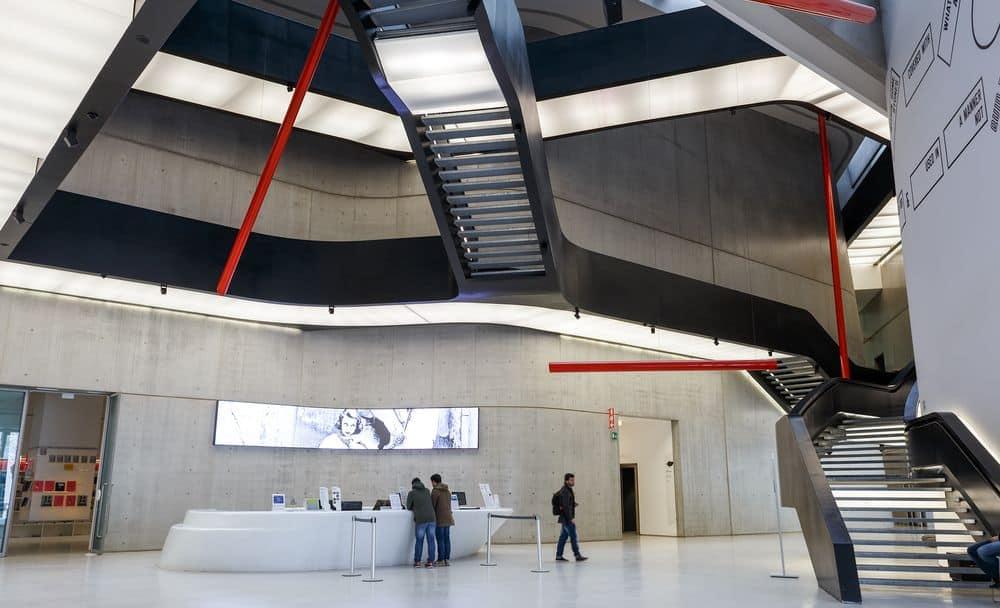 Muzeul Maxxi. Foto: Nikita Maykov / Shutterstock.com