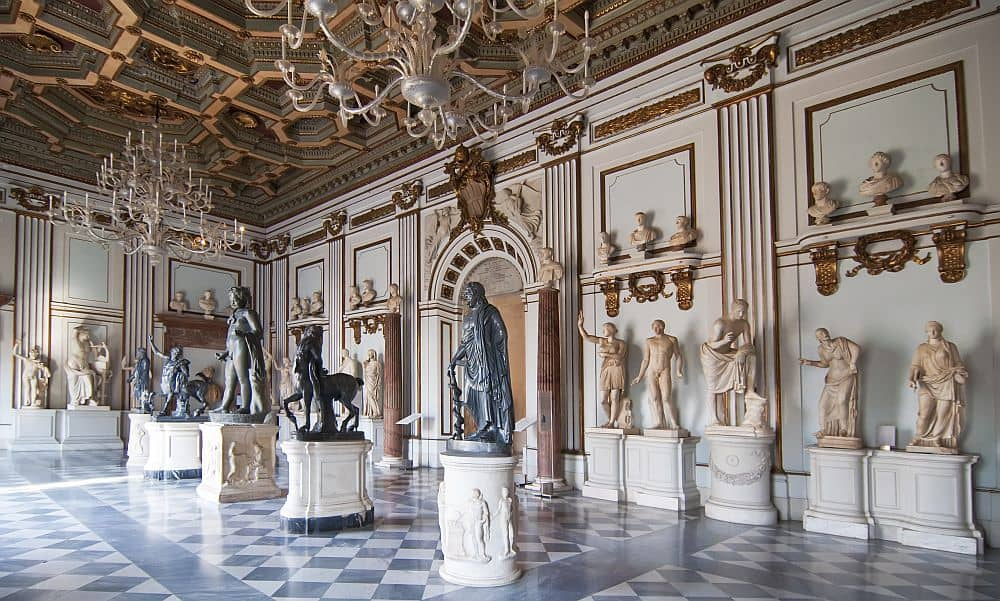 Musei Capitolini. Foto: Shutterstock.com