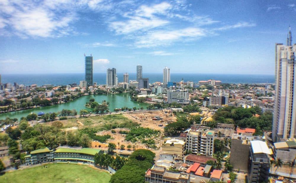 Capitala Colombo. Foto: udharadesilva.com