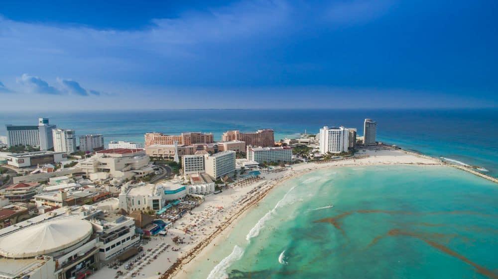 Soare și distracție în Cancun