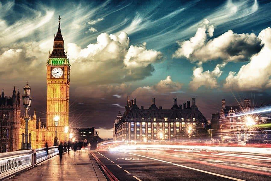 Big Ben. Foto: Shutterstock
