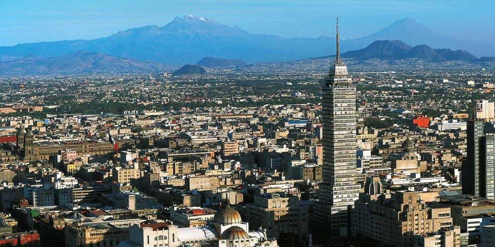Mexico City, capitala  Foto: whitecase.com