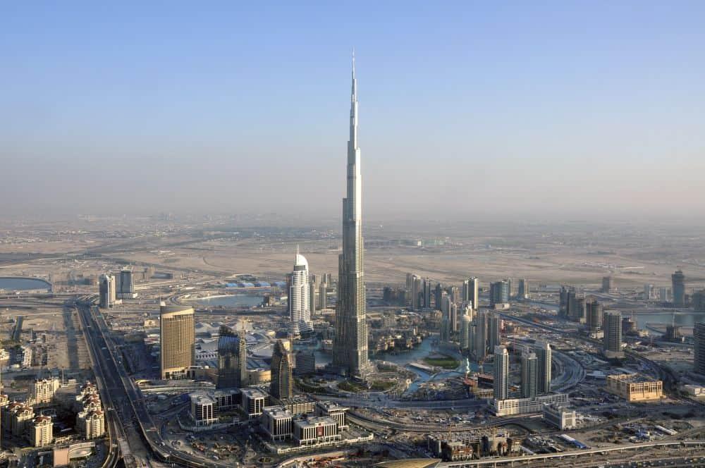 Celebra cladire Burj Khalifa din Dubai [Foto: foundtheworld.com]