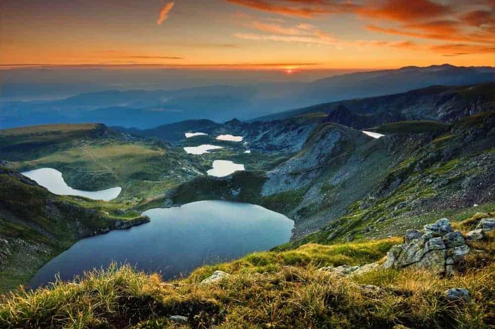 Cele 7 Lacuri din Rila. (Foto: Filip Stoyanov)