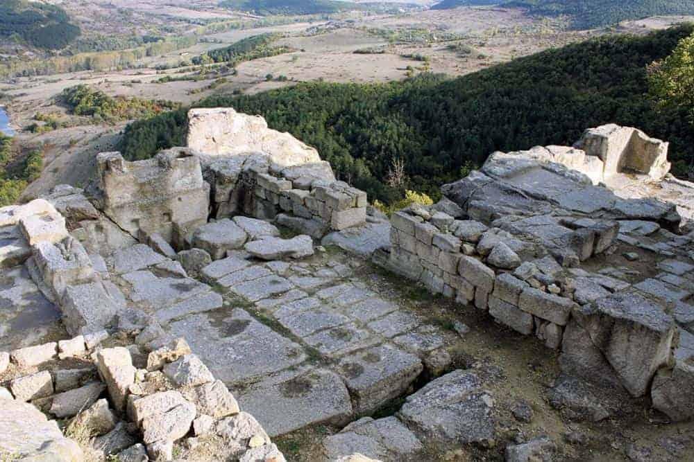 Perperikon, vechiul oraș trac