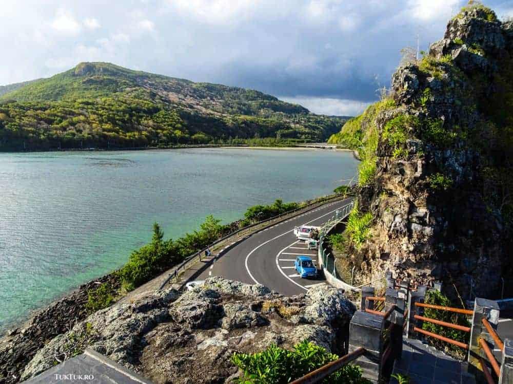 Maconde, una dintre cele mai frumoase șosele din lume