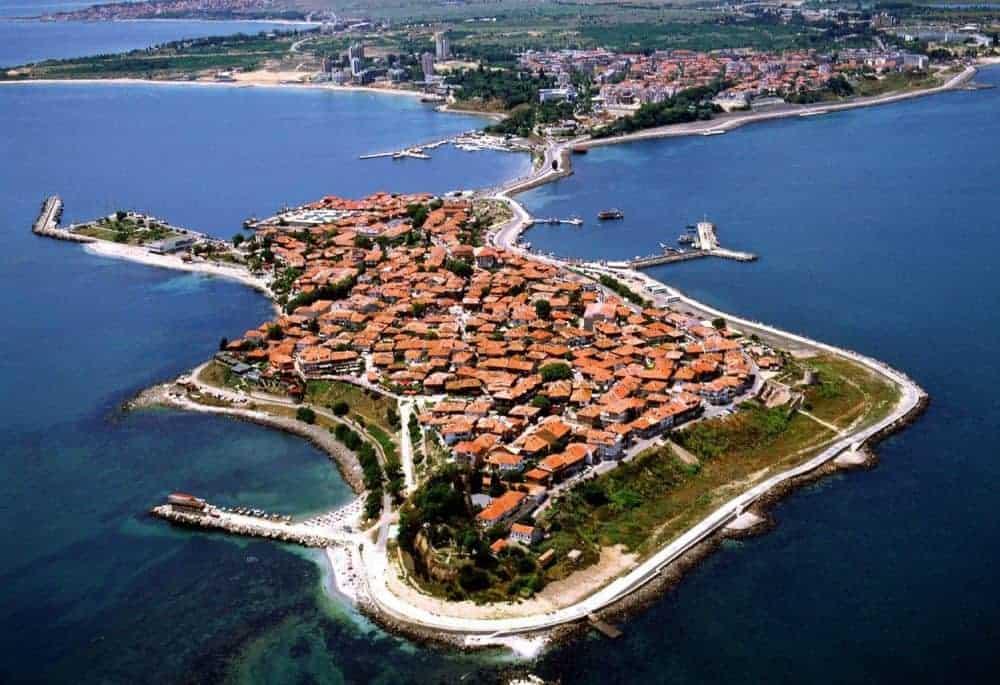 obiective turistice din bulgaria nessebar