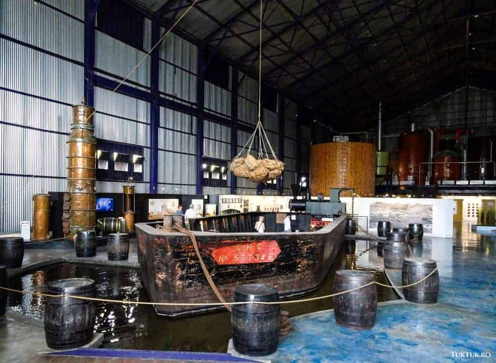 Muzeul Zahărului, o istorie vizuală a insulei Mauritius