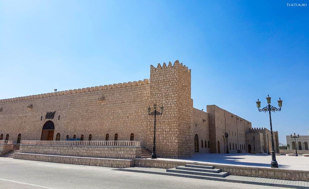 Muzeul Șeicului Faisal, un loc extraordinar dn Qatar