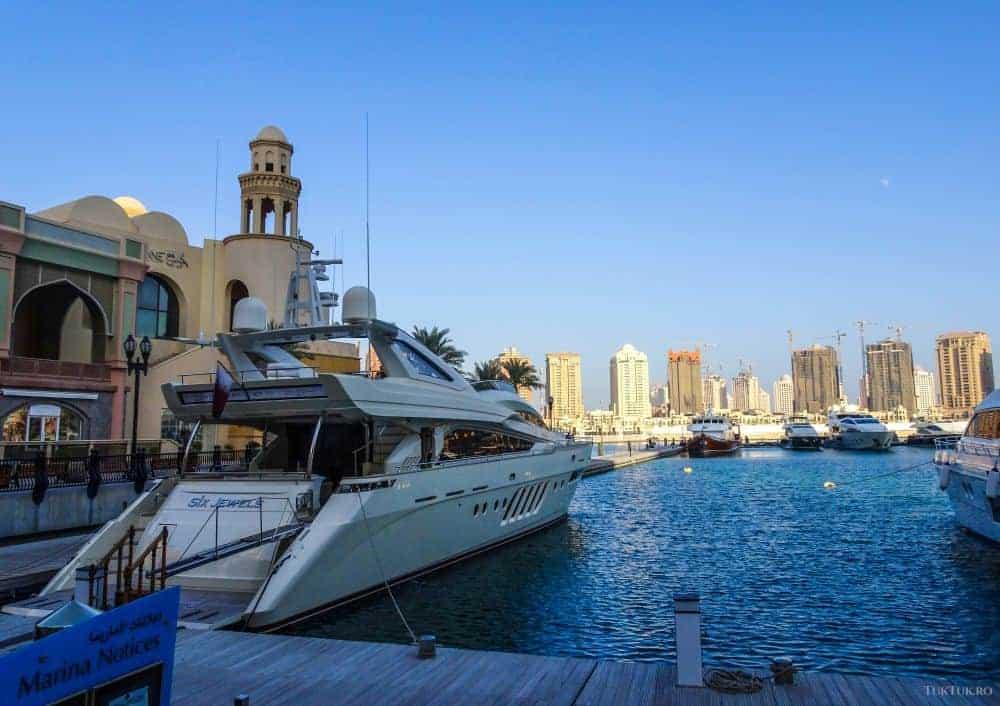 Lux qatarez la cel mai înalt nivel