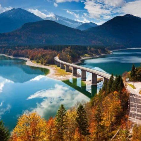 Lake Sylvenstein