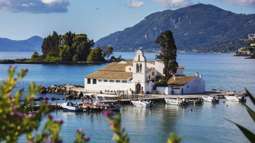 Corfu soarece