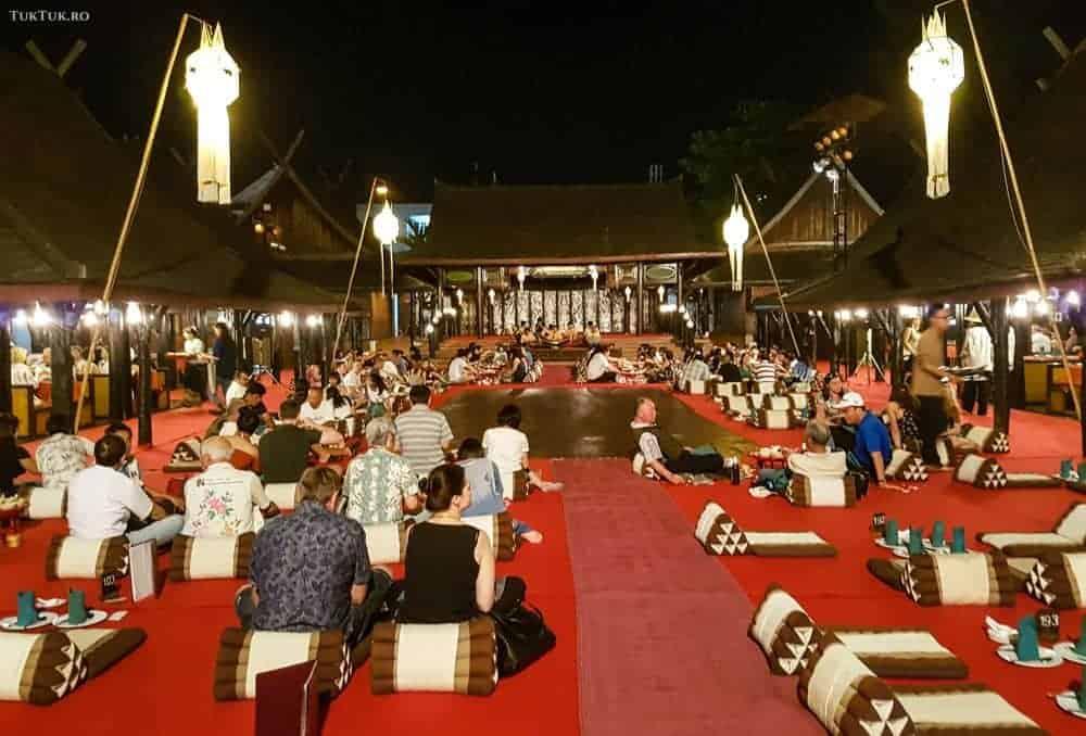 centrul cultural chiang mai