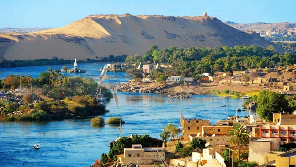 aswan egipt