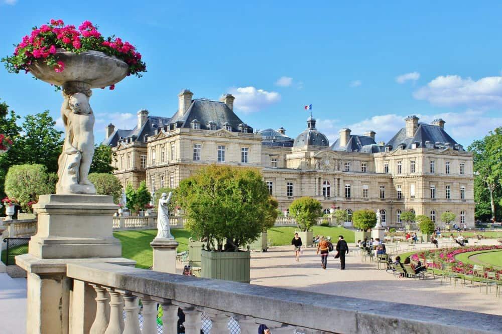 Grădinile Luxemburg