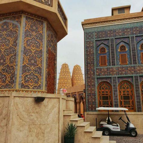 doha qatara village 1