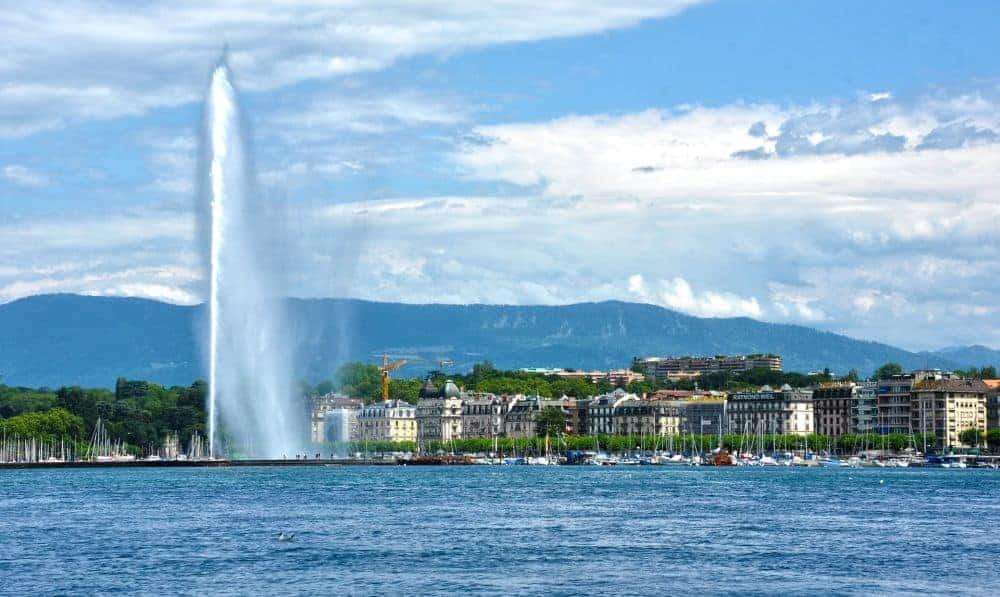 circuit în elveția geneva