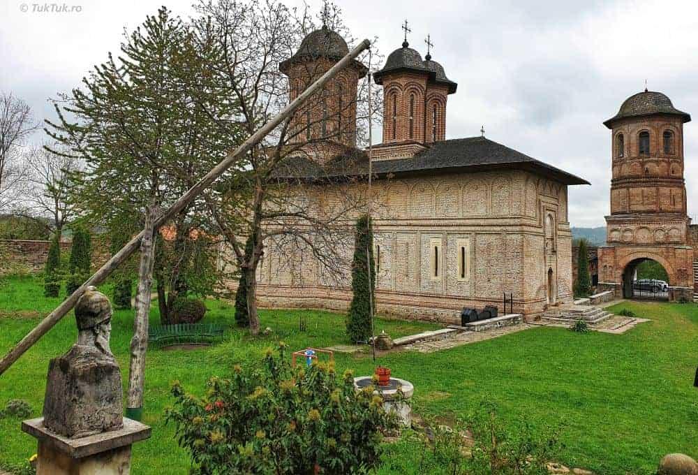 mânăstirea brebu